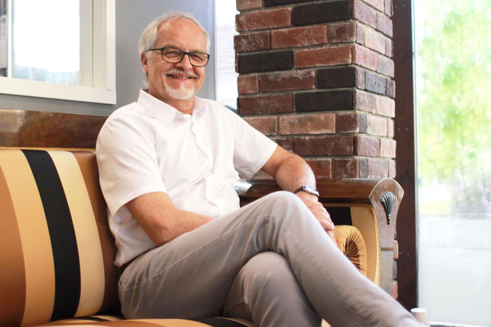 OC-Groupin toimitusjohtaja Jukka Pekkarinen on tyytyväinen yrityksen ratkaisusta siirtyä sähköiseen laskutukseen.