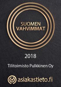 Suomen Vahvimmat - Tilitoimisto Pulkkinen
